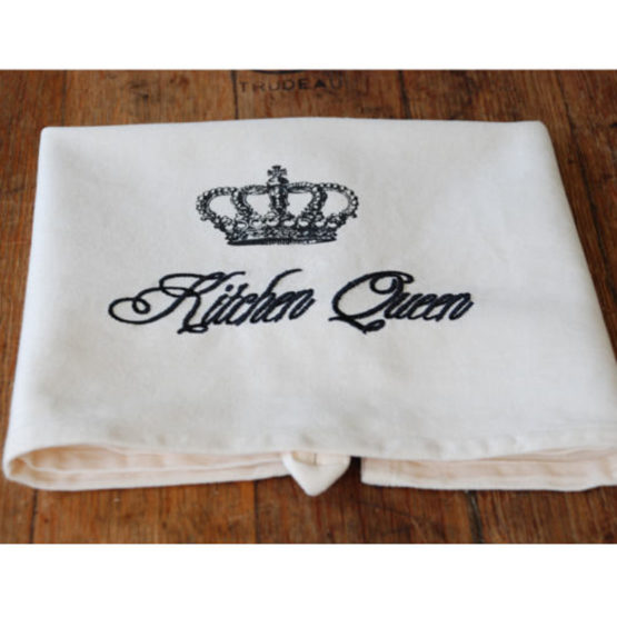 Kitchen Queen Tea Towel