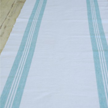Blue & White Table Runner
