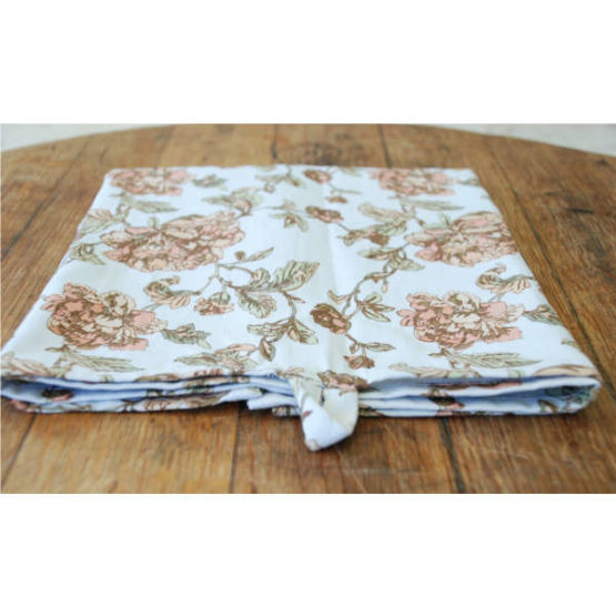 Pretty Floral Tea Towel